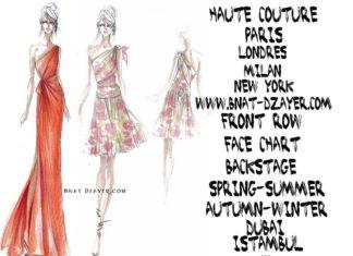lexique dictionnaire des mots utilisés fashion show