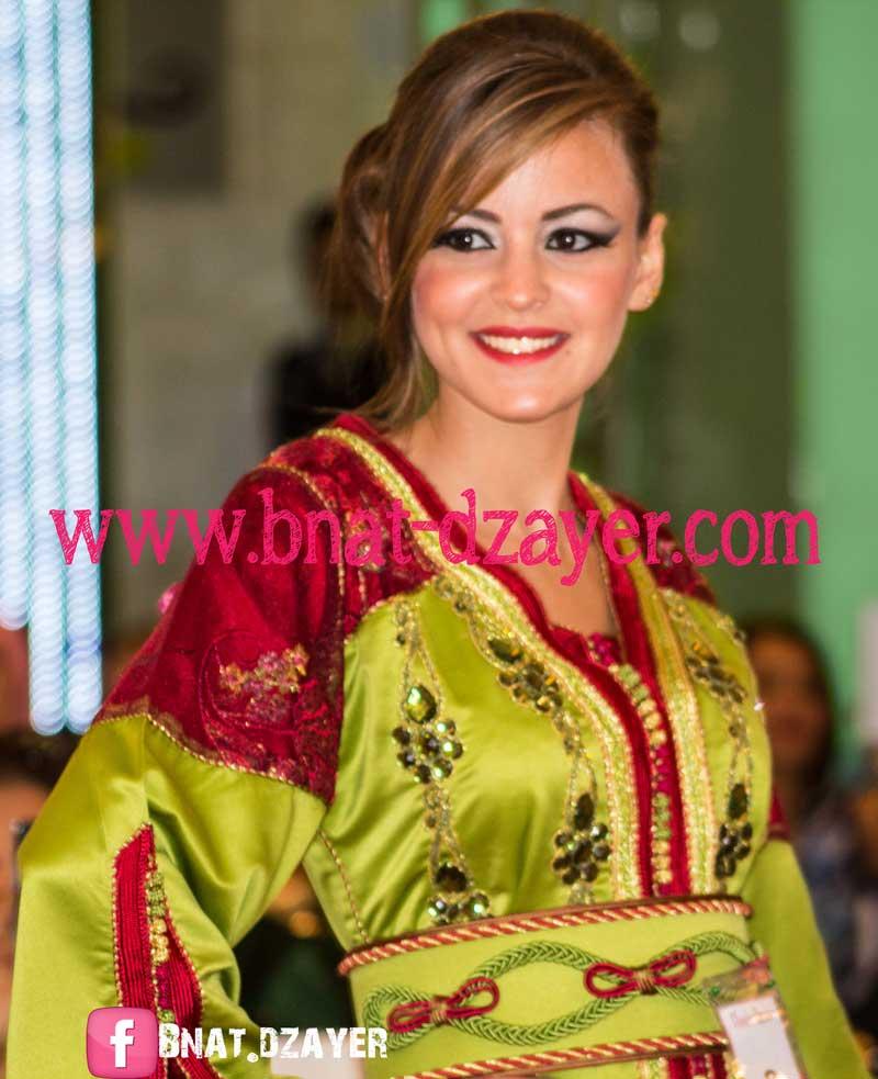 caftan-tenue-algerienne-mariee-tasdira-karakou-kabyle-2014-77766