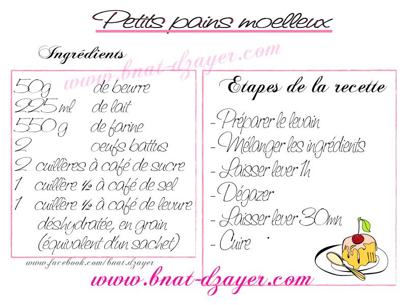 pains-moelleux-ingredients-recette