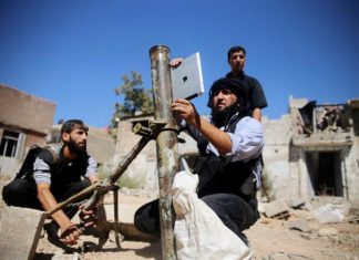 syrie-GUERRE-ipad-usa-france-russie