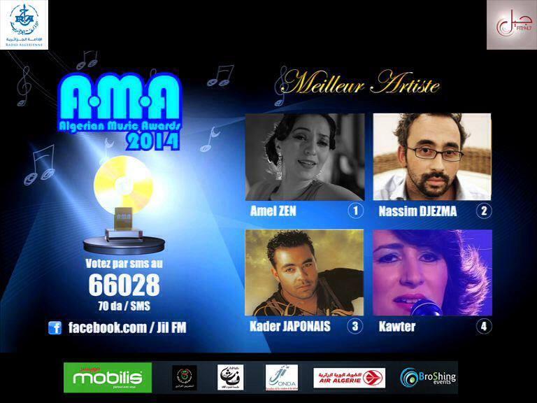 Algerian-music-awards-2014-algerie-meilleur-artiste