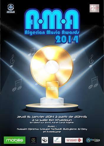 Algerian-music-awards-2014-algerie