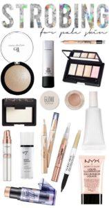 strobing-technique-maquillage-contouring-illuminateur-facile-produits