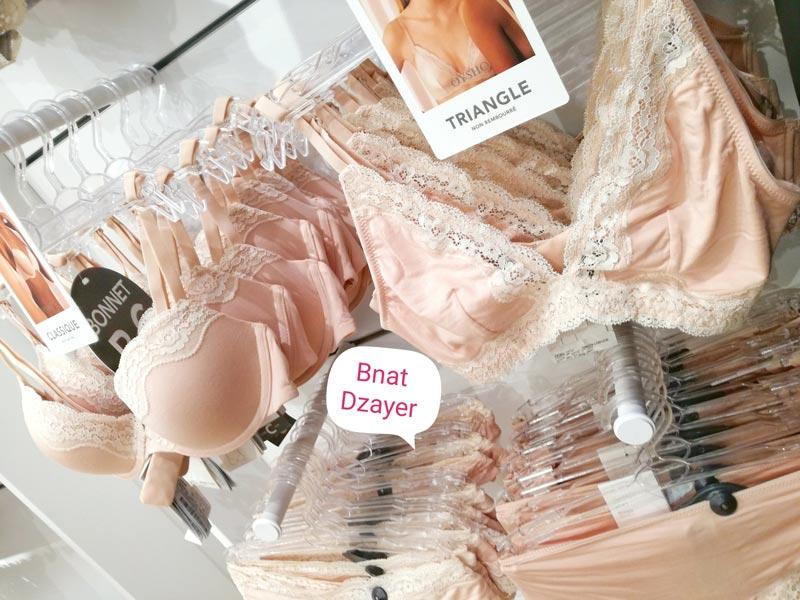 inauguration-oysho-algerie-modeles-lingerie-soutien-gorge